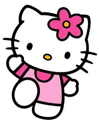 Historia de Hello Kitty (Leyenda Urbana)